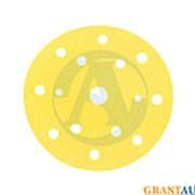 Круг абразивный 3М Р180 15 отверстий фото