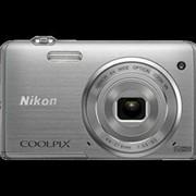 Фотоаппарат Nikon Coolpix S5200 Silver фото