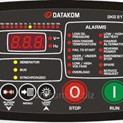 DATAKOM DKG-217 Контроллер ручного управления генератором с синхроскопом фото
