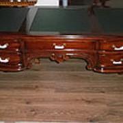 Стол письменный MK-DSK01 140х80х76см. арт.MK-2464-AN MHG фото