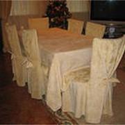 Столовое белье фото
