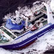 Строительство рыболовецких траулеров фото