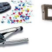 Инструмент для обжима кабельных наконечниковИнструмент для обжима кабельных наконечников по стандарту DIN 46228, ч. 1 и 4. Наконечники можно обжимать неизолированные или с пластиковой изолирующей втулкой, сечение 0,25…6 мм2 (~AWG 24…10). фото