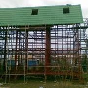 Изготовление строительных лесов фото