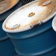 Утилизация отработанных нефтепродуктов. фото