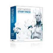 ESET NOD32 START PACK (BOX) 1 ПК/ 1 год фото