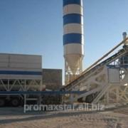 Мобильный бетонный завод PROMAX M100-TWN фото