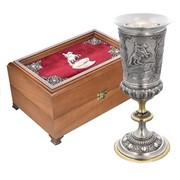 Кубок подарочный Санкт-Петербург фото