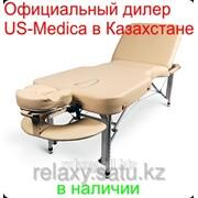 Массажная кушетка US MEDICA Titan фото