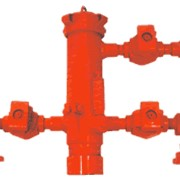 Головка цементировочная универсальная ГЦУ, ГУЦ фото