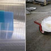Органическое стекло, акриловый плексиглас фото