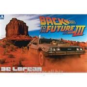 Модель DeLorean From Back to the Future III фото