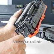 Заправка, ремонт и восстановление картриджей для лазерных принтеров фото