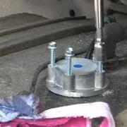 Монтаж датчика уровня топлива (ДУТ) фото
