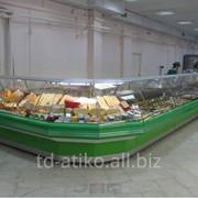 Холодильная витрина Оберон люкс - ВС12УВ фото