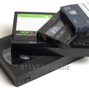 Запись с видеокассет на DVD диск фото