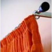 Традиционная шторная лента фото