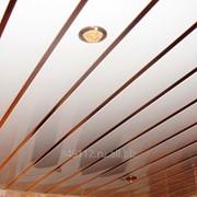 Реечный потолок Албес Немецкий дизайн комплект фото