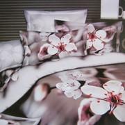 Белье постельное Вишня в цвету фото