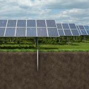 Кріплення для сонячних панелей (ФЕМ) фото