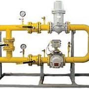 Монтаж автоматизованих вузлів обліку газу з коректорами. Монтаж автоматизированных узлов учета газа фото