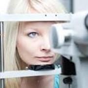 Измерение внутриглазного давления фото