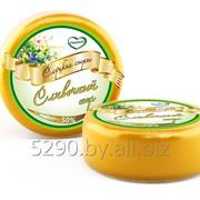 Сыр Сливочный весовой фото
