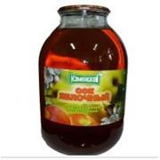 Сок яблочный осветленный фото