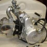 Двигатель мопед 4х такт. Альфа фото