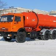 Вакуумная машина КО-505Б 12 куб.м. фото