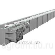 Транспортер цепной скребковый КЦС-200-6 фото