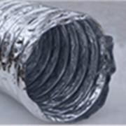 Воздуховоды гибкие неизолированные (10 м) фото