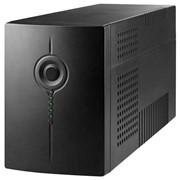 1500 LED VI Powerex ИБП (UPS) 1500VA/900W Line-Interactive, Чёрный фото