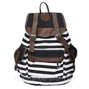 Сумка рюкзак школьный портфель Морской Женский модный фото