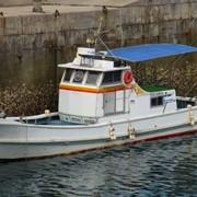 Катер KOMATSU HOJI-13 фото