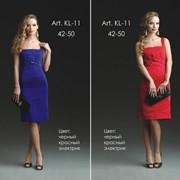 Платья Модель: KL-11 фото