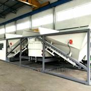 Мобильный бетонный завод Sumab К-40 фото