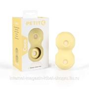 Игрушка для щенков развивающая Coco, желтая PETIT фото