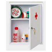 Аптечка медицинская металлическая АМ фото
