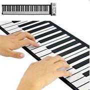 Гибкое пианино с мягкими клавишами фото