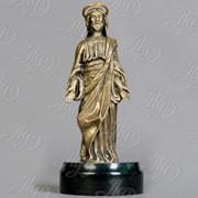Статуэтка бронзовая Исус фото
