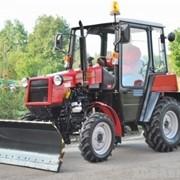 Услуги мини трактора фото