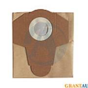 Комплект мешков FUBAG одноразовых 30 л для пылесосов WD 5SP 5 штук фото