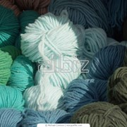 Пряжа текстильная фото
