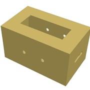 Ящик Яблоко №3П фото