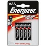 Батарейка Energizer Alk Power E92/AAА 4iшт./12/ фото