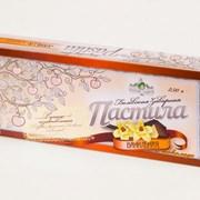 Белевская заварная пастила Ванильная в шоколаде 250 гр фото