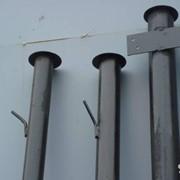 Столбы металлические с доставкой по России фото