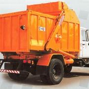 Вывоз бытового мусора, вывоз мусора, коммунальные услуги, мусор, вывоз, строймусор, мусоровоз, Киев, уборка мусора фото