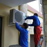 Монтаж кондиционеров в Виннице. фото